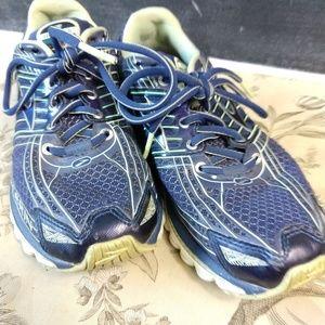 BROOKS | Glycerin 12 Running Shoe Blue Size 8